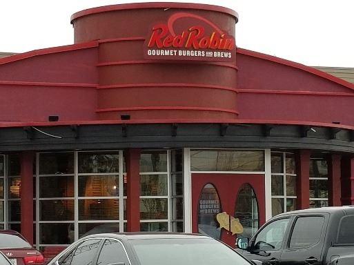 Exterior of Red Robin