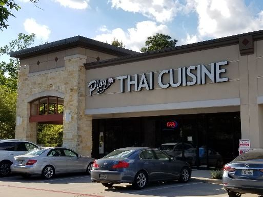 Exterior of Ploy Thai Cuisine