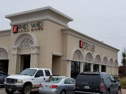 Exterior of Pei Wei