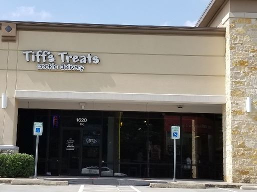 Exterior of Tiffs Treats