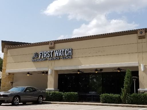 Exterior of First Watch