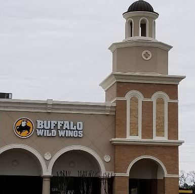 Exterior of Buffalo Wild Wings